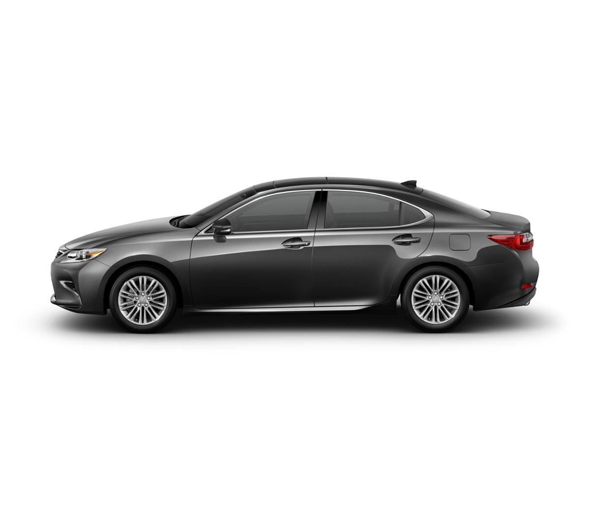 2016 Lexus ES 350 Nebula Gray Pearl R166496 Lexus Of