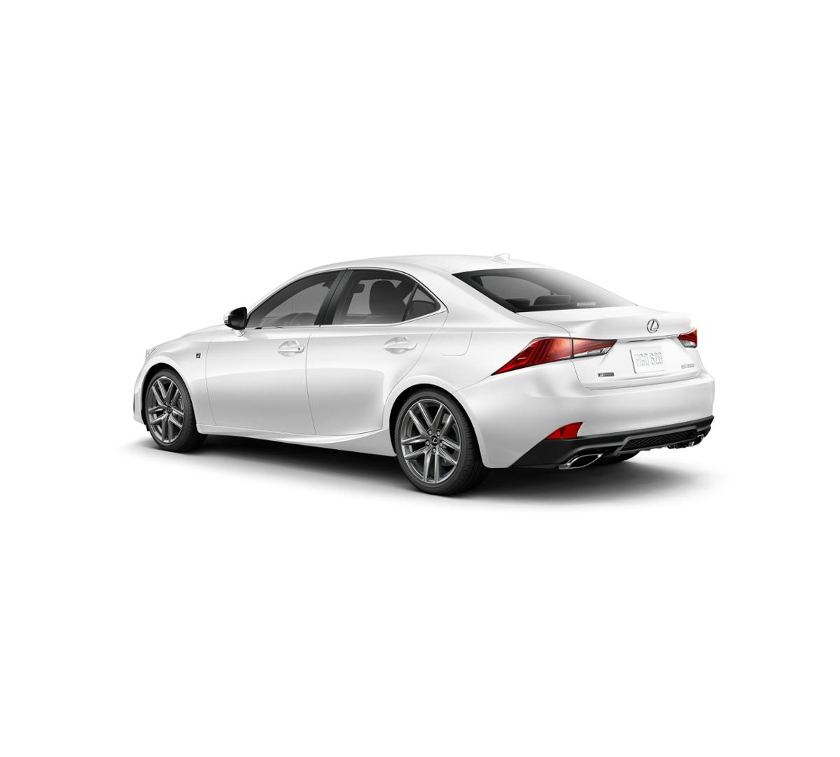 Used Lexus Is350: Used 2017 Ultra White Lexus IS 350 F Sport AWD For Sale In