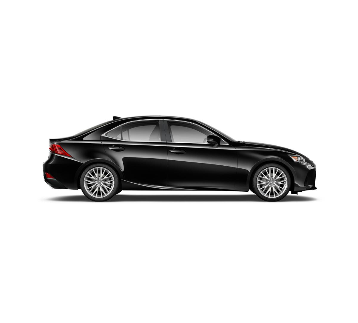 brentwood obsidian 2017 lexus is turbo new car for sale b170051 near murfreesboro. Black Bedroom Furniture Sets. Home Design Ideas