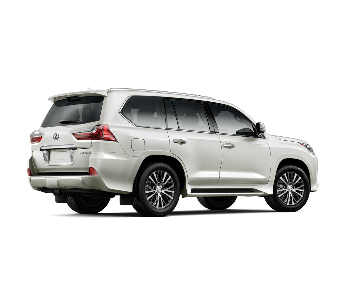 oakland starfire pearl 2017 lexus lx 570 suv for sale 47265. Black Bedroom Furniture Sets. Home Design Ideas