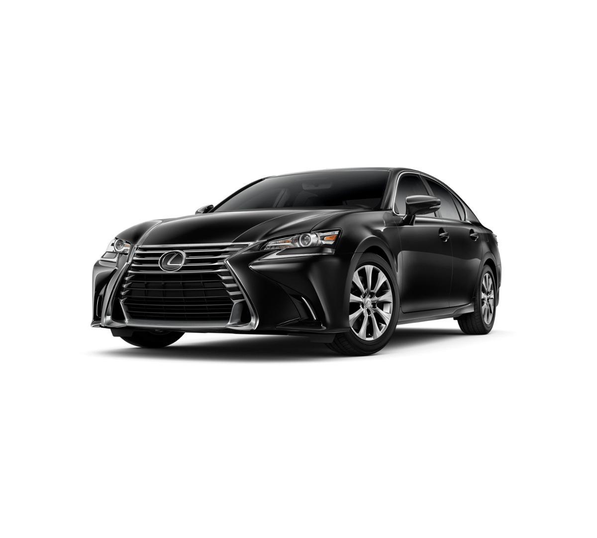 Lexus Gs Lease: 2017 Lexus GS Turbo