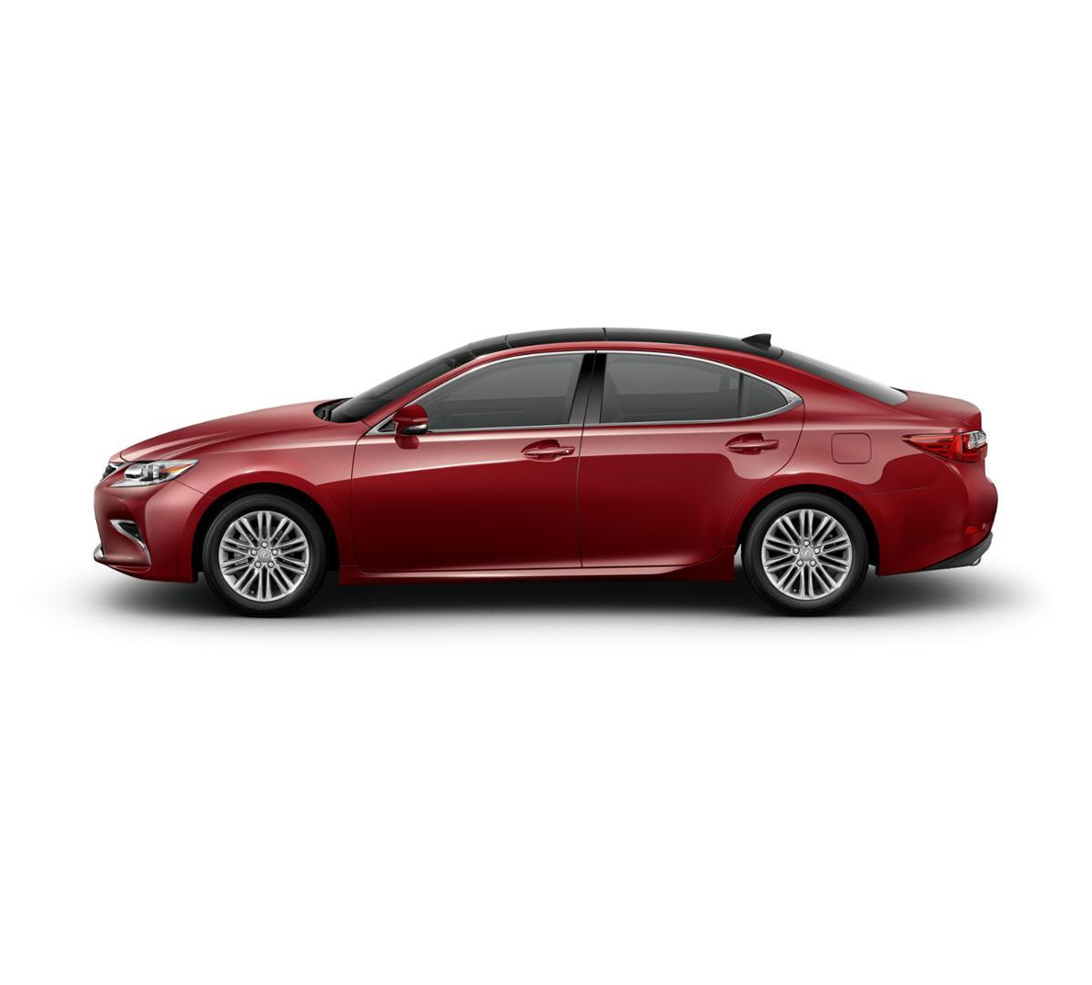 2017 Lexus ES 350 Vehicle Photo in Charlotte, NC 28212