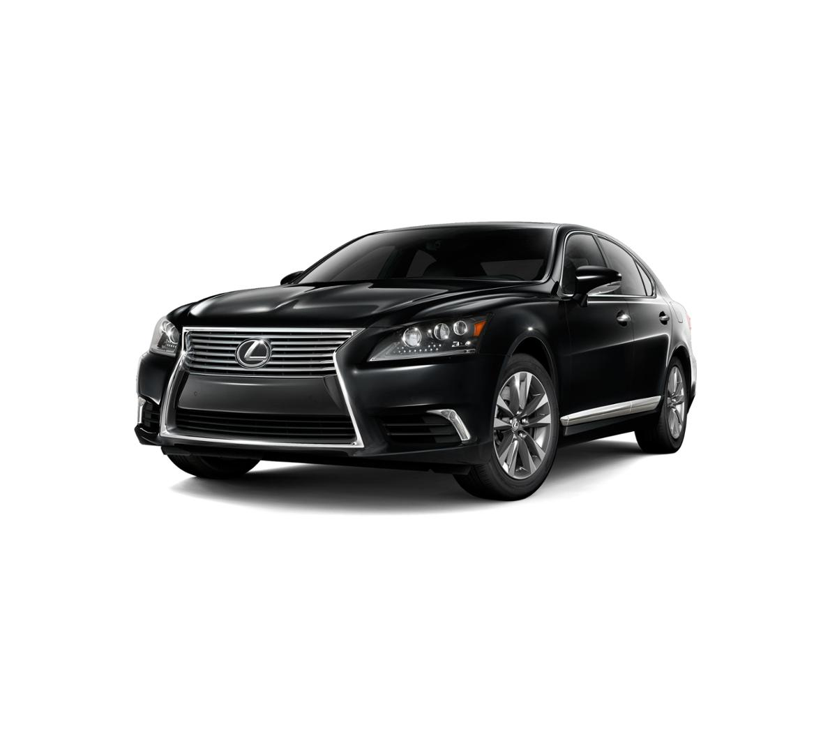 2017 Lexus LS 460 Vehicle Photo in Santa Monica, CA 90404
