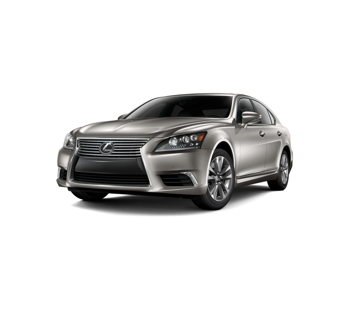 Owings Mills Lexus >> Owings Mills Atomic Silver 2017 Lexus LS 460: New Car for Sale -029427