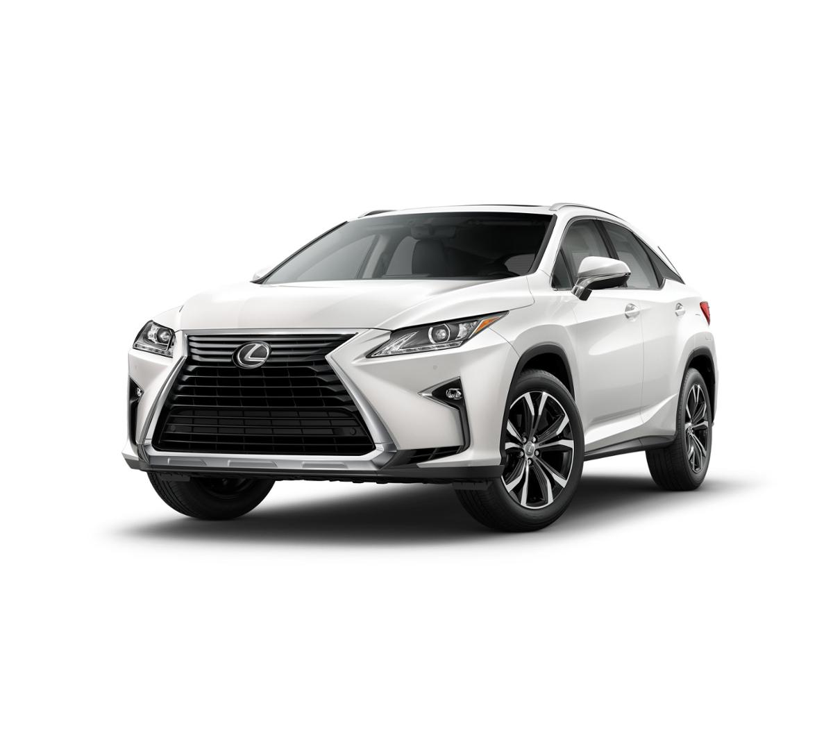 Oakland Eminent White Pearl 2017 Lexus RX 350 Suv For Sale