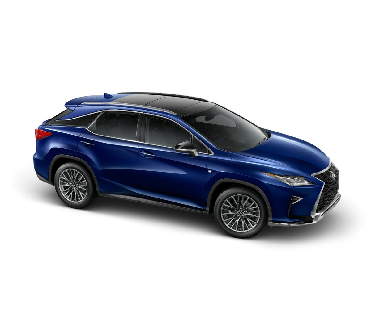 2017 Lexus Rx 350 Lexus Of Omaha R10566a