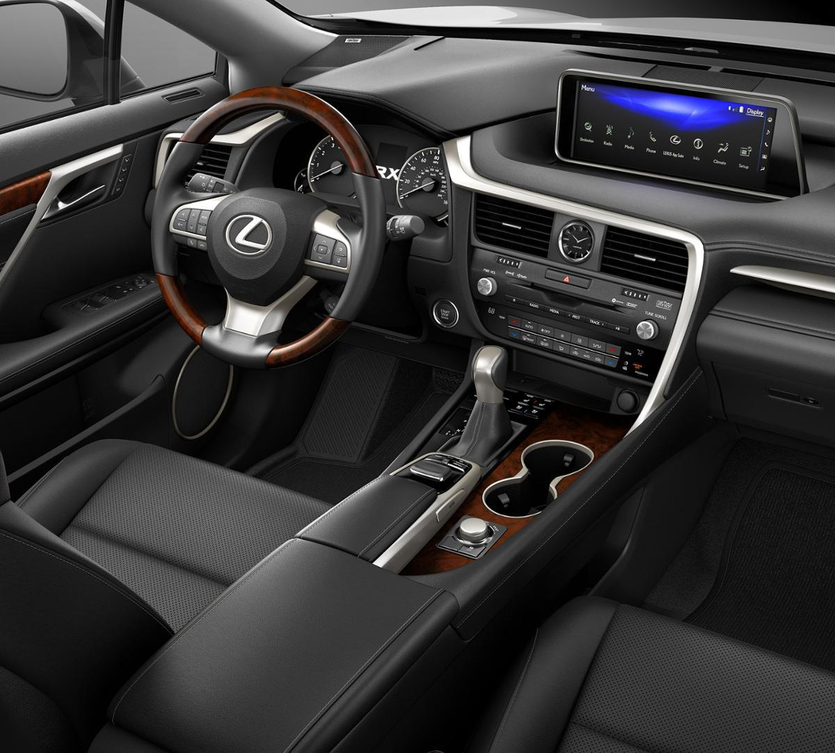 New Nebula Gray Pearl 2017 Lexus Rx 350 For Sale Santa