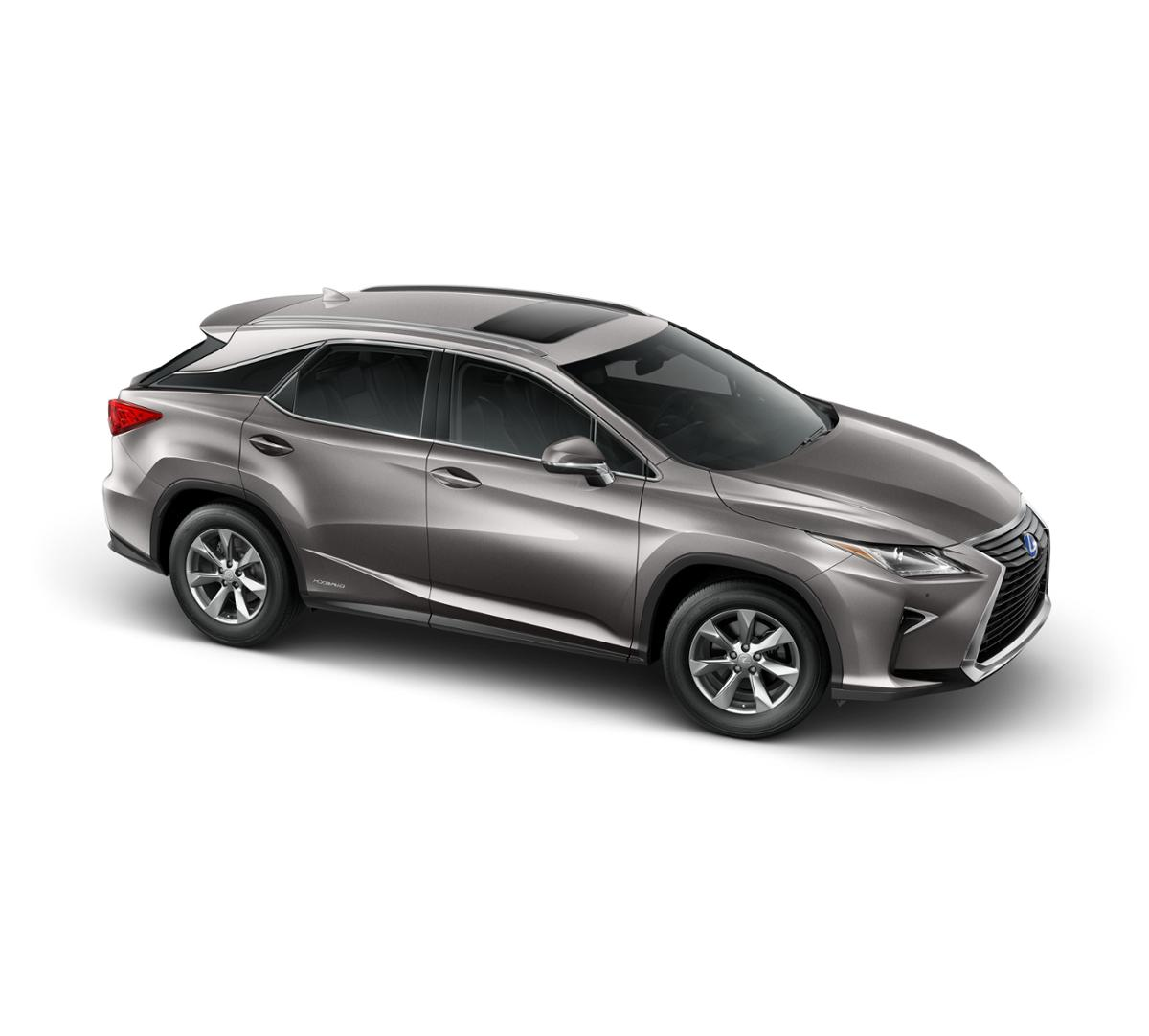 2017 Lexus RX 450h: New Suv for Sale in East Haven - 2T2BGMCAXHC013609