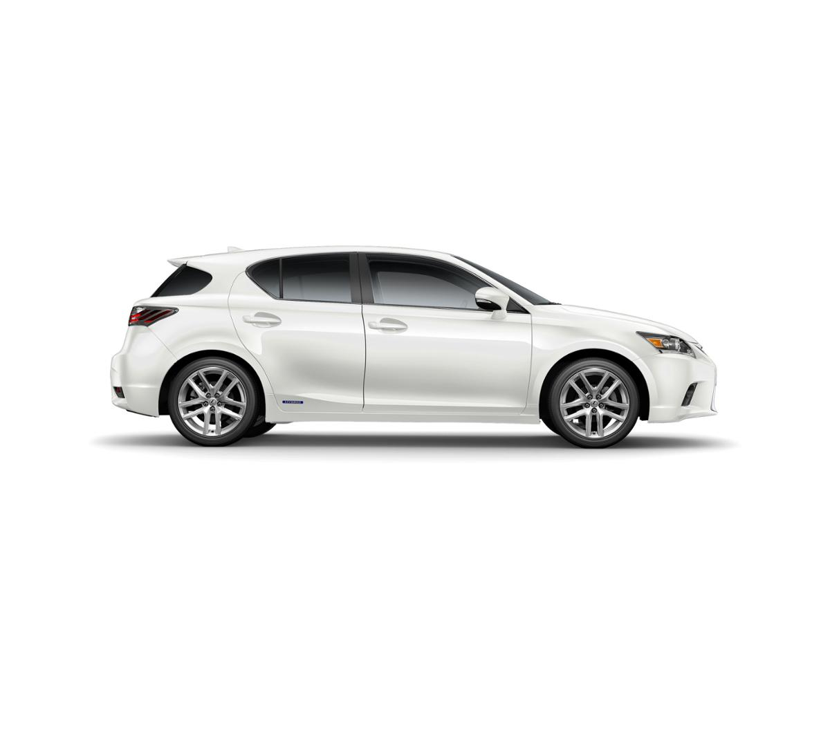Lexus Dealerships In Ct: 2017 Eminent White Pearl FWD Lexus CT 200h For Sale In