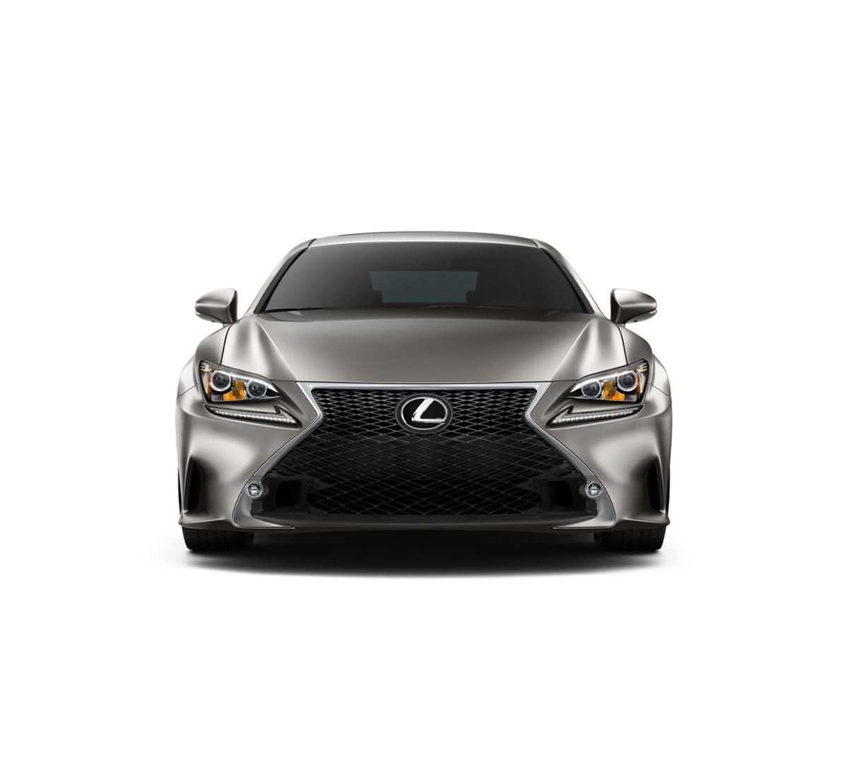 2017 Lexus Rc 350 From Larry H Miller Lexus Murray Ask