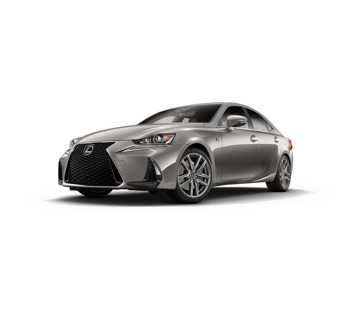 2018 Lexus IS 300 Vehicle Photo in Dallas, TX 75209