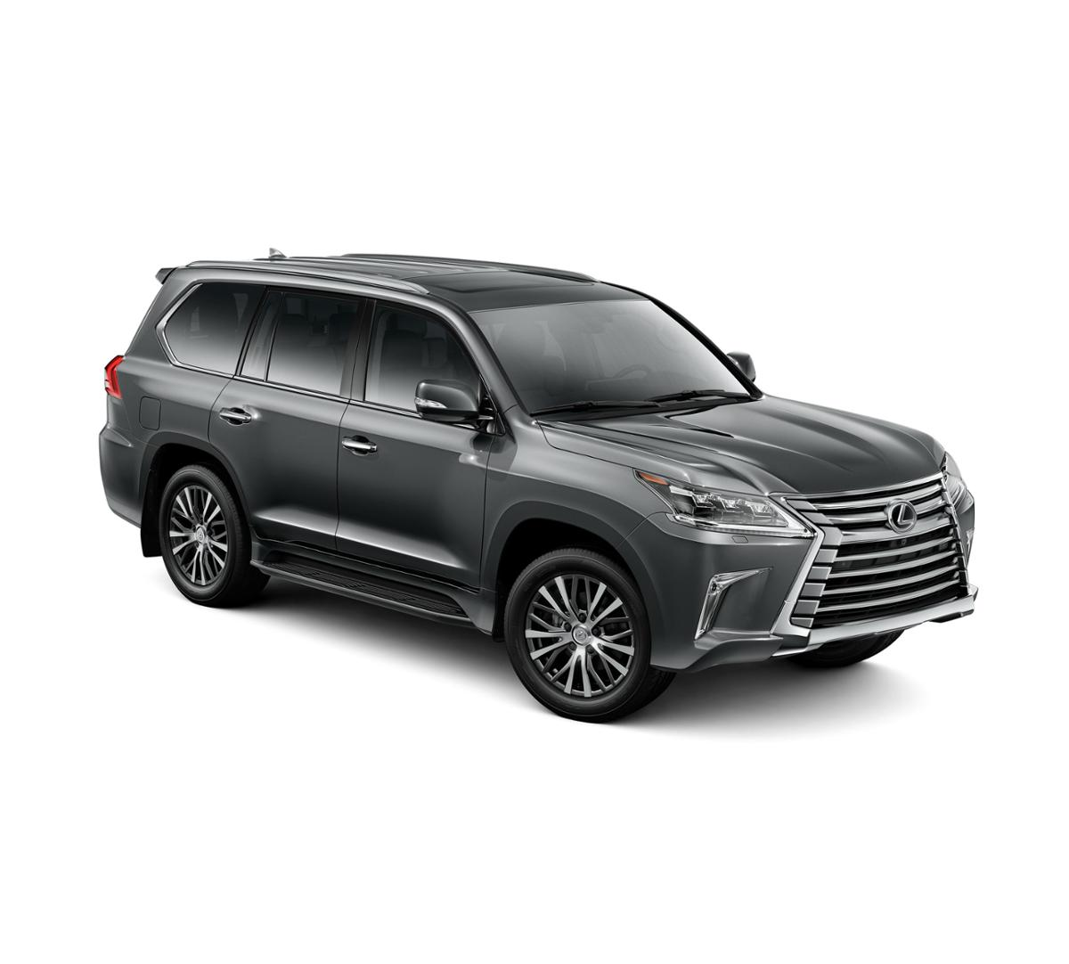 2018 Lexus LX 570 Vehicle Photo in Houston, TX 77074