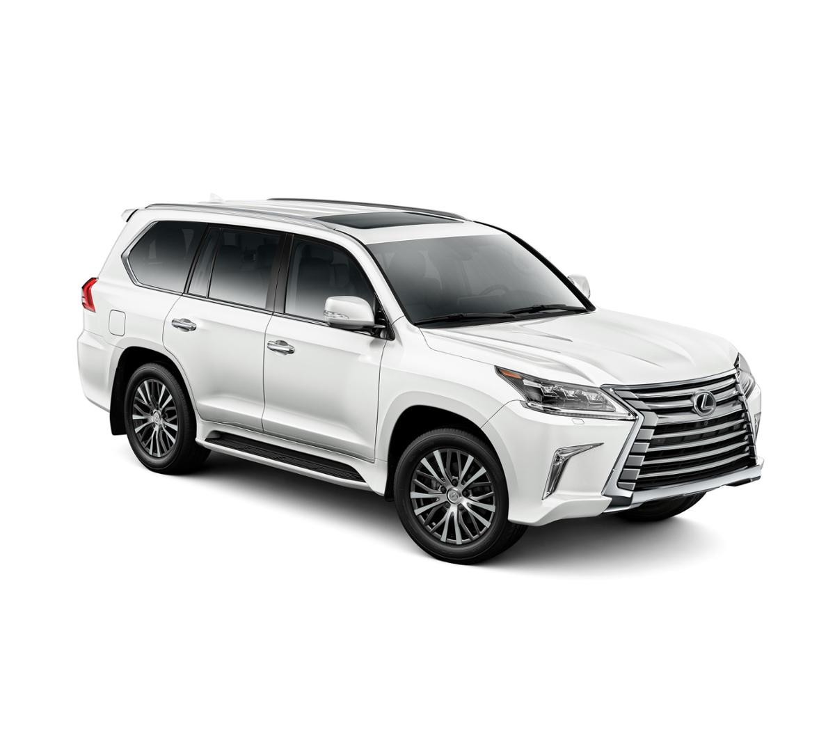 2018 Lexus LX 570 Vehicle Photo in El Monte, CA 91731