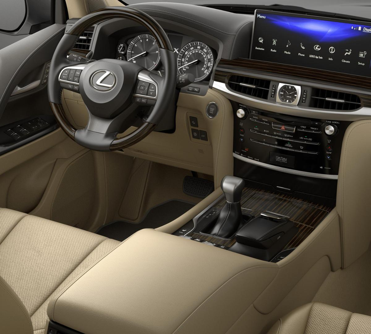 Lexus mt lexus lx 570 at lexus of cherry hill for Mercedes benz mt laurel
