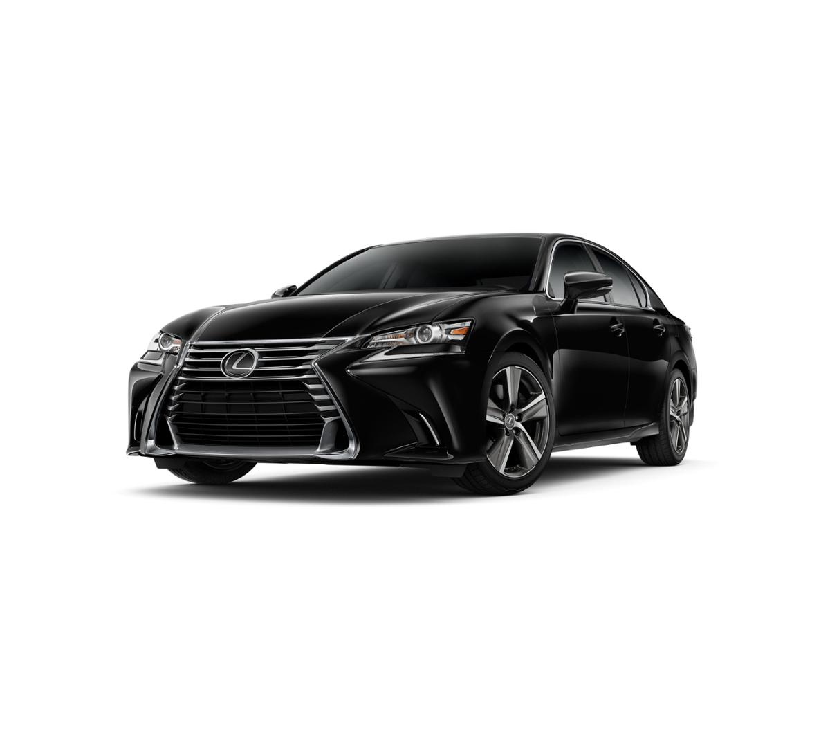 2018 Lexus GS 350 Vehicle Photo in Charlotte, NC 28269