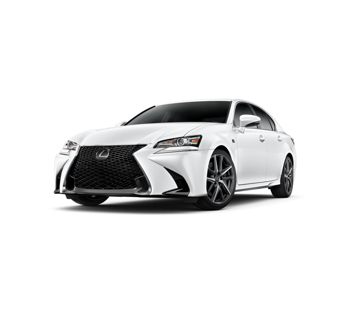 2018 Lexus GS 350 Vehicle Photo in Modesto, CA 95356