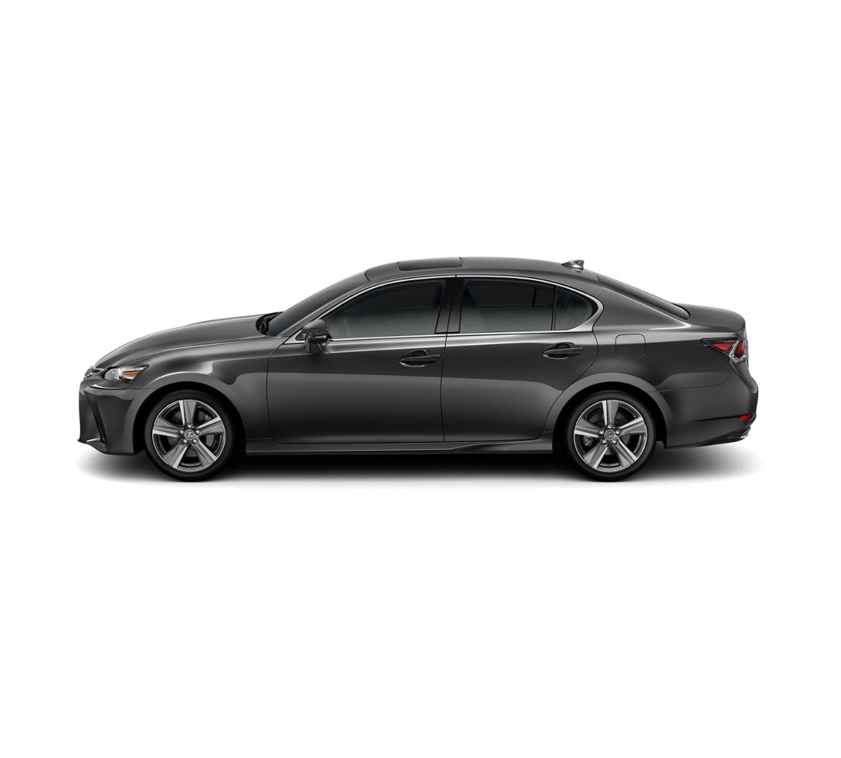 Lexus Gs Lease: New 2018 Lexus GS 350 (Smoky Granite Mica) For Sale In