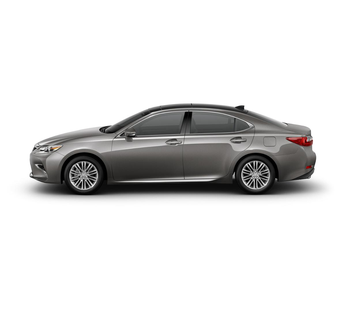 Nashville Atomic Silver 2018 Lexus Es 350 New Car For