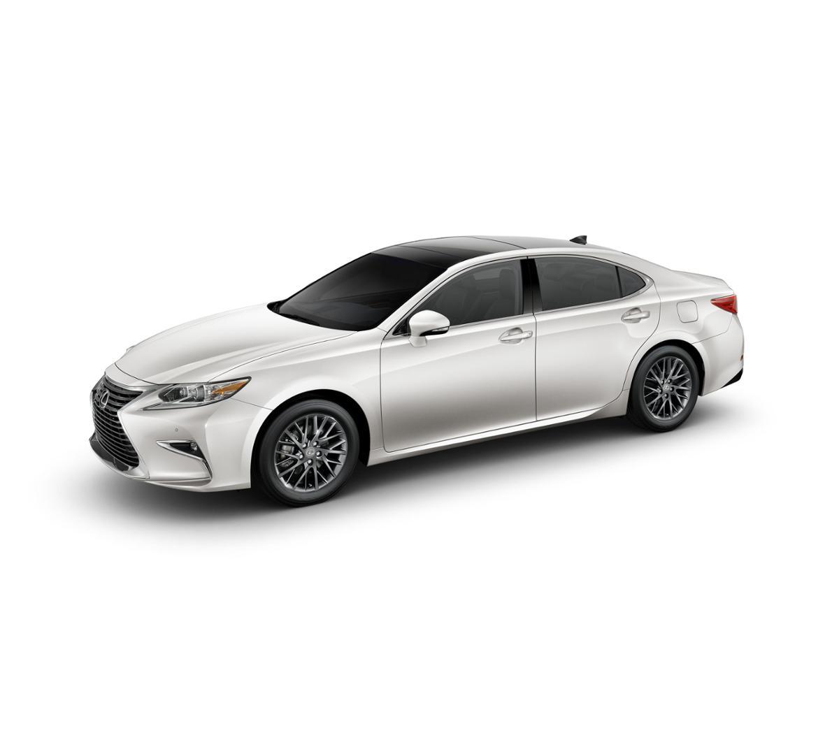 New Eminent White Pearl 2018 Lexus Es 350 For Sale Santa