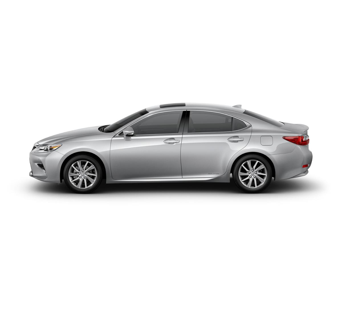 2018 Lexus ES 300h Vehicle Photo in Dallas, TX 75209