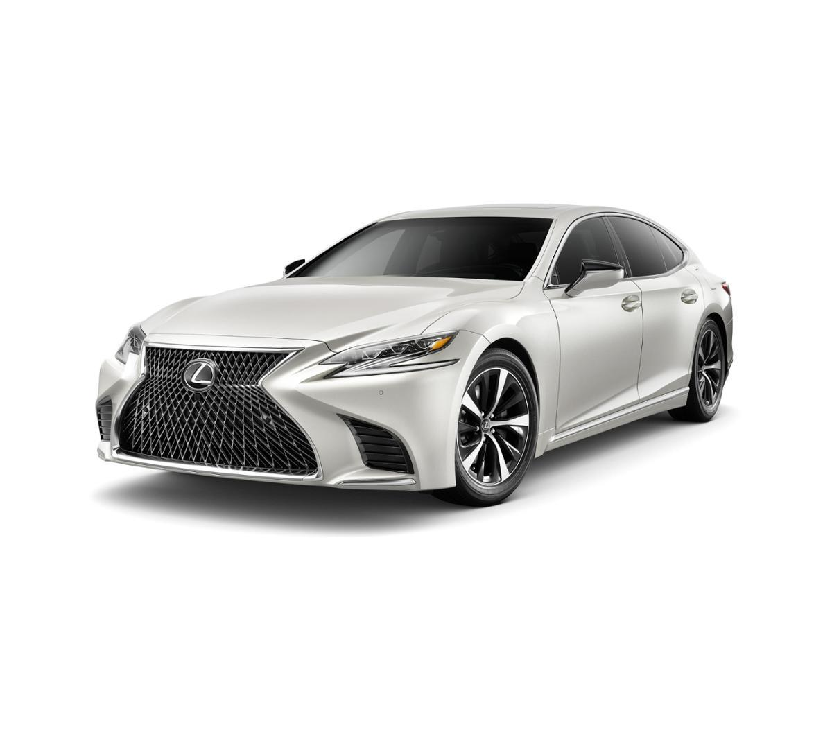 2018 Lexus LS 500 Vehicle Photo in Dallas, TX 75209