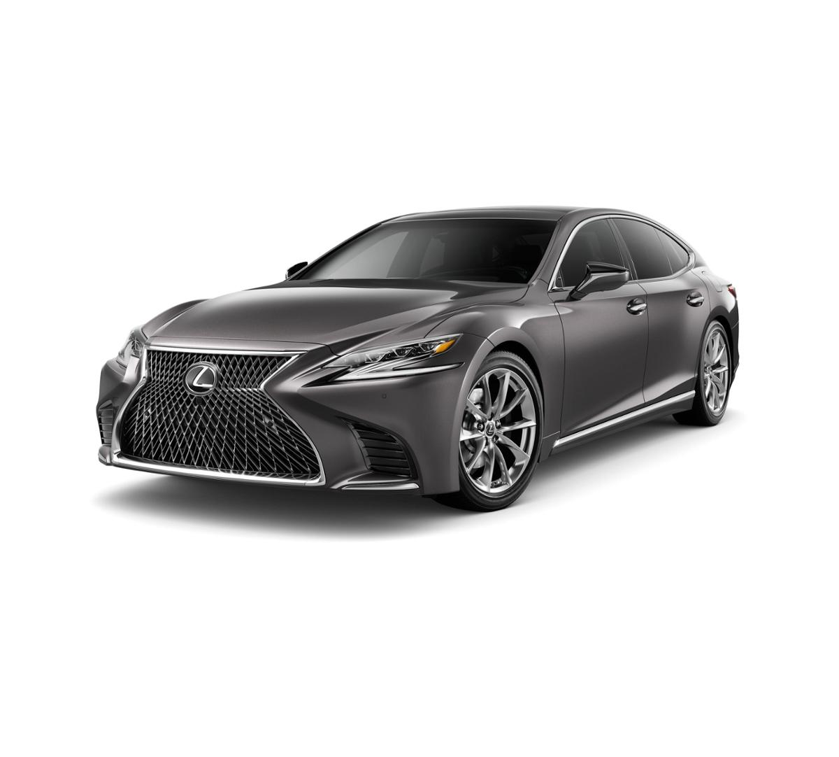 columbia manganese luster manganese 2018 lexus ls 500 new car for sale 27089. Black Bedroom Furniture Sets. Home Design Ideas