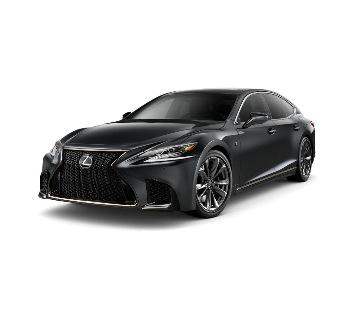 Sewell Lexus Fort Worth >> Fort Worth New 2018 Lexus LS 500 Caviar: Car for Sale in DFW - JTHB51FF0J5001101