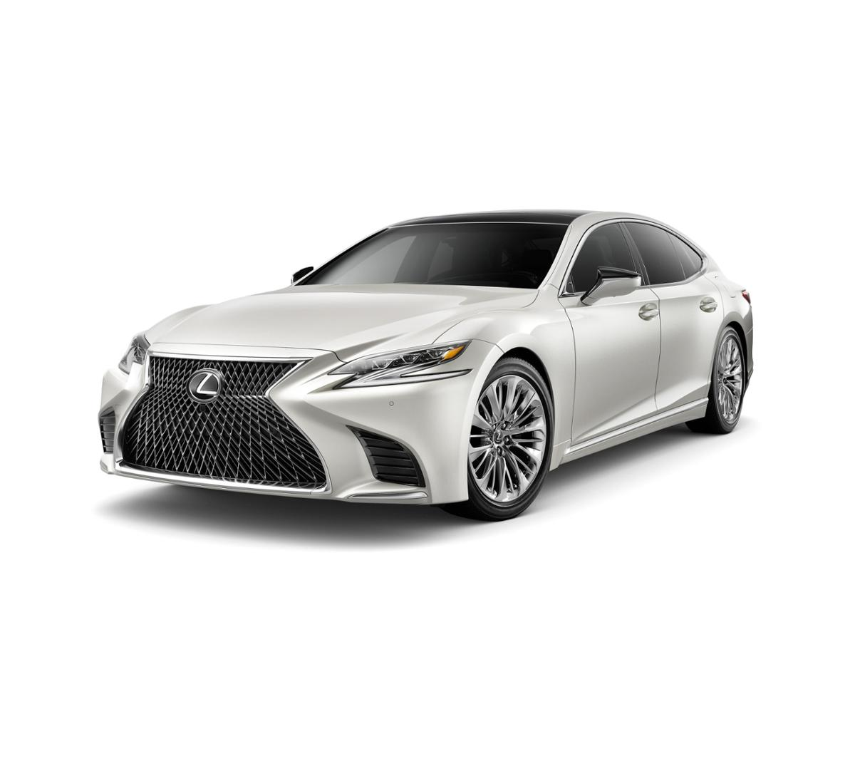 2018 Lexus LS 500 Vehicle Photo in Lakeway, TX 78734