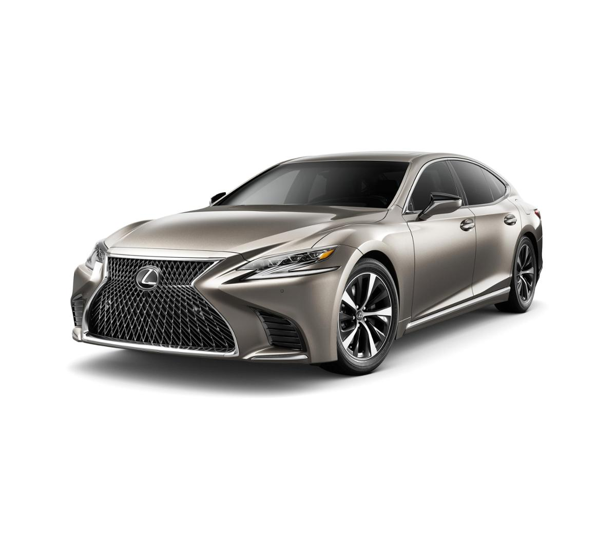 2018 Lexus LS 500 Vehicle Photo in Mission Viejo, CA 92692