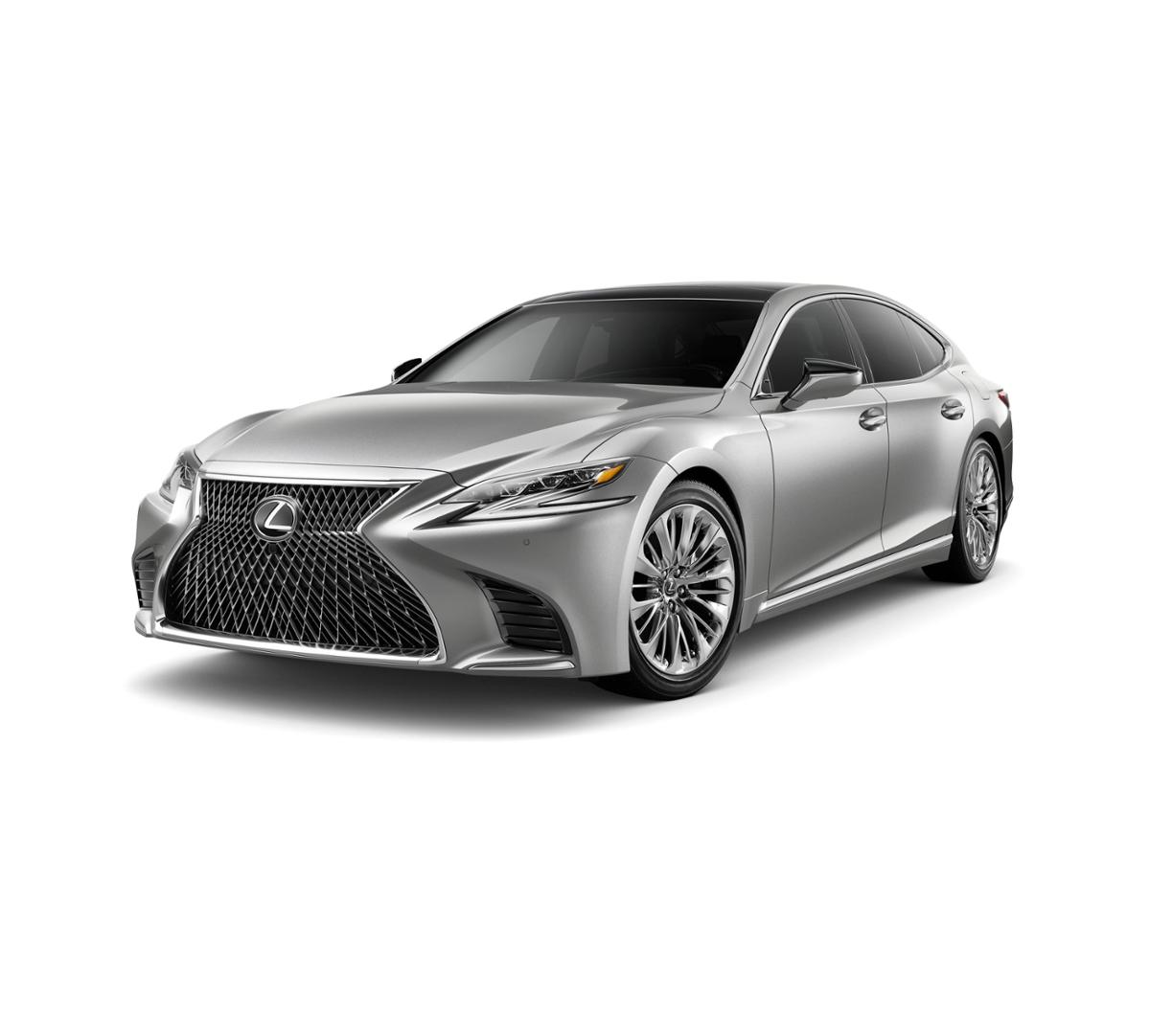 2018 Lexus LS 500 Vehicle Photo in Houston, TX 77074