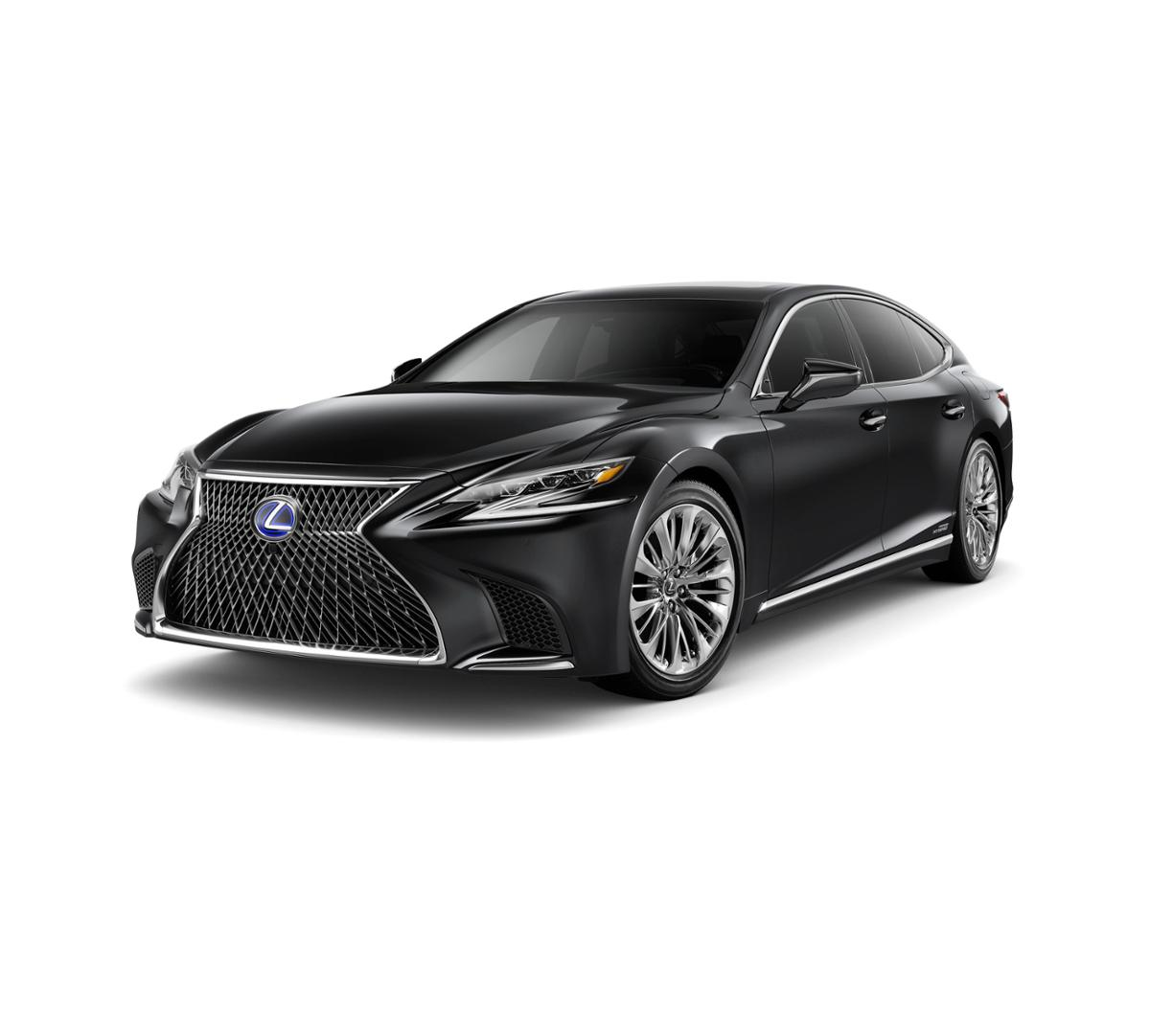2018 Lexus LS 500h Vehicle Photo in Mission Viejo, CA 92692