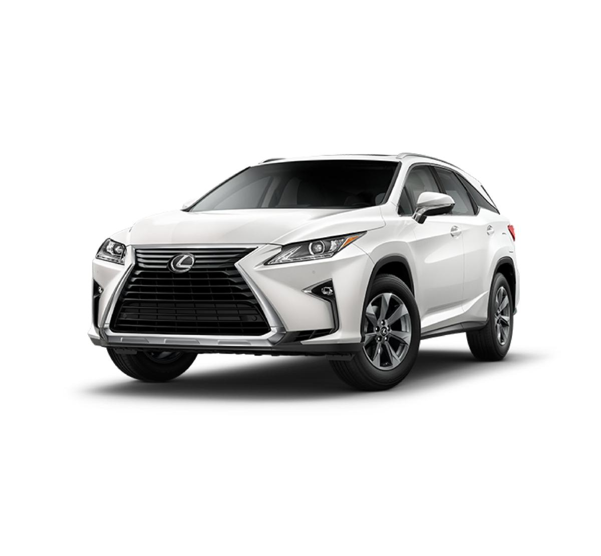 2018 Lexus RX 350L Vehicle Photo in Fort Worth, TX 76132