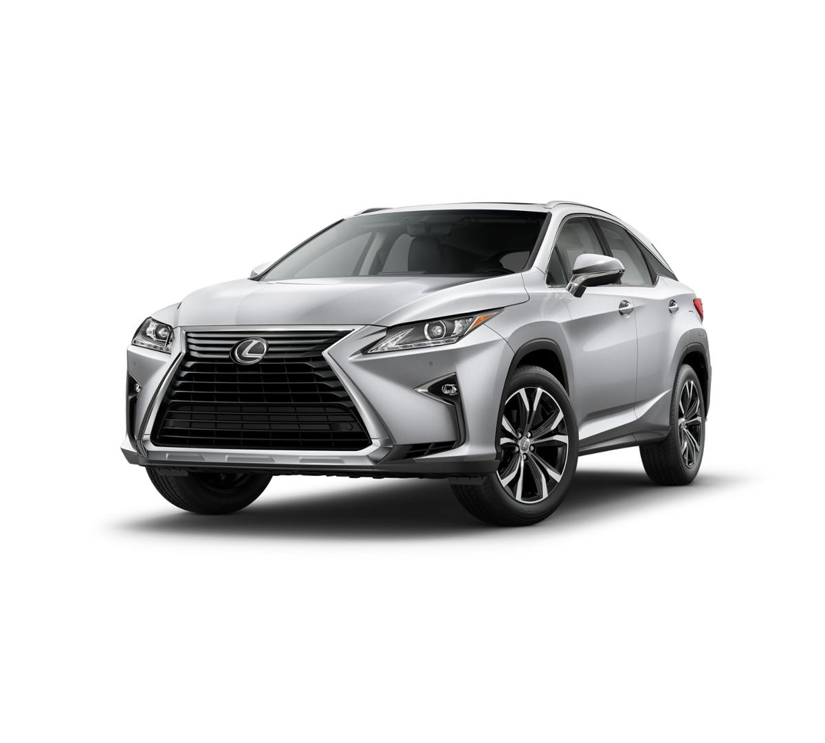 new 2018 lexus rx 350 silver lining metallic for sale in houston pearland league city tx. Black Bedroom Furniture Sets. Home Design Ideas