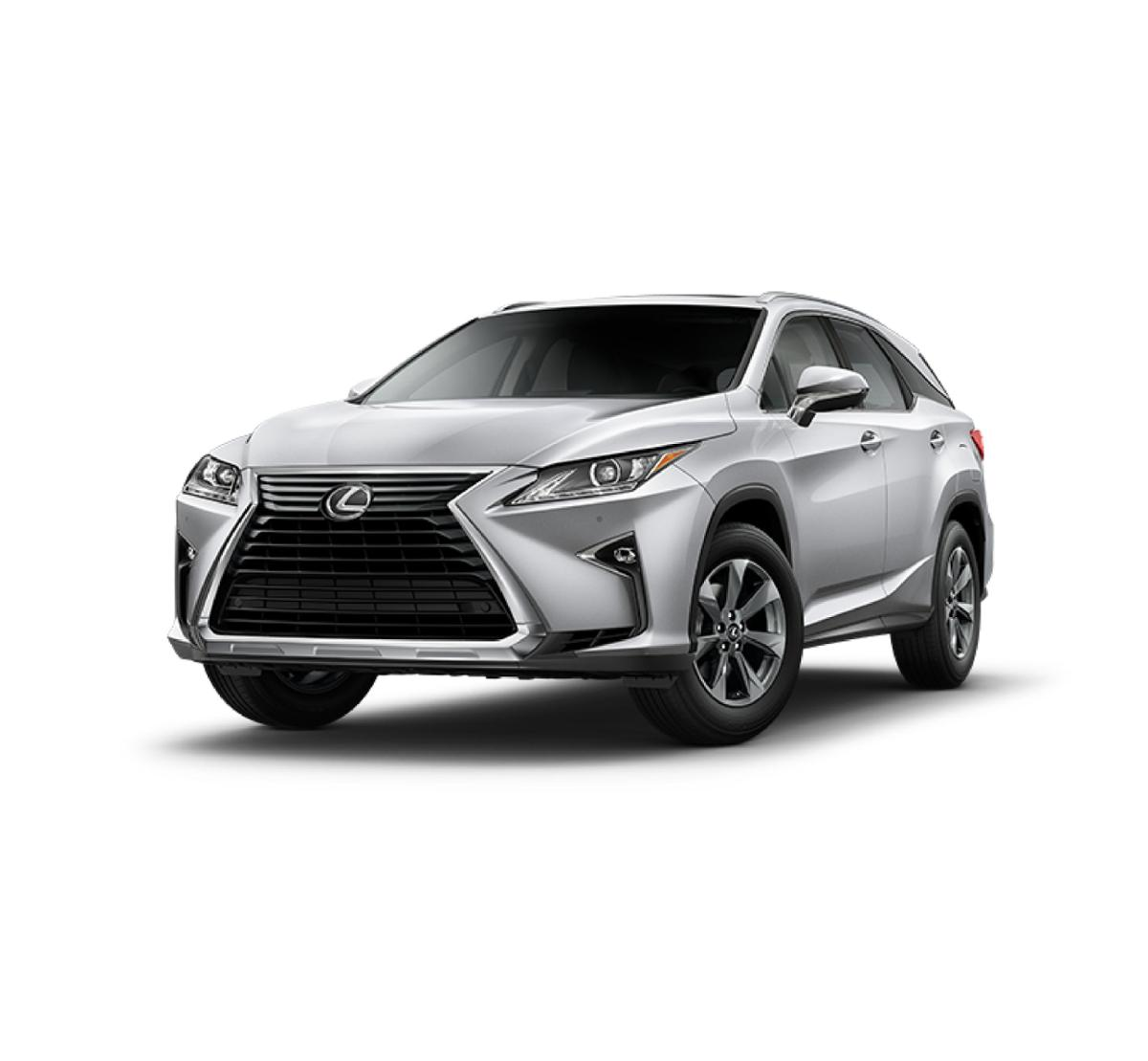 2018 Lexus RX 350L Vehicle Photo in Dallas, TX 75209