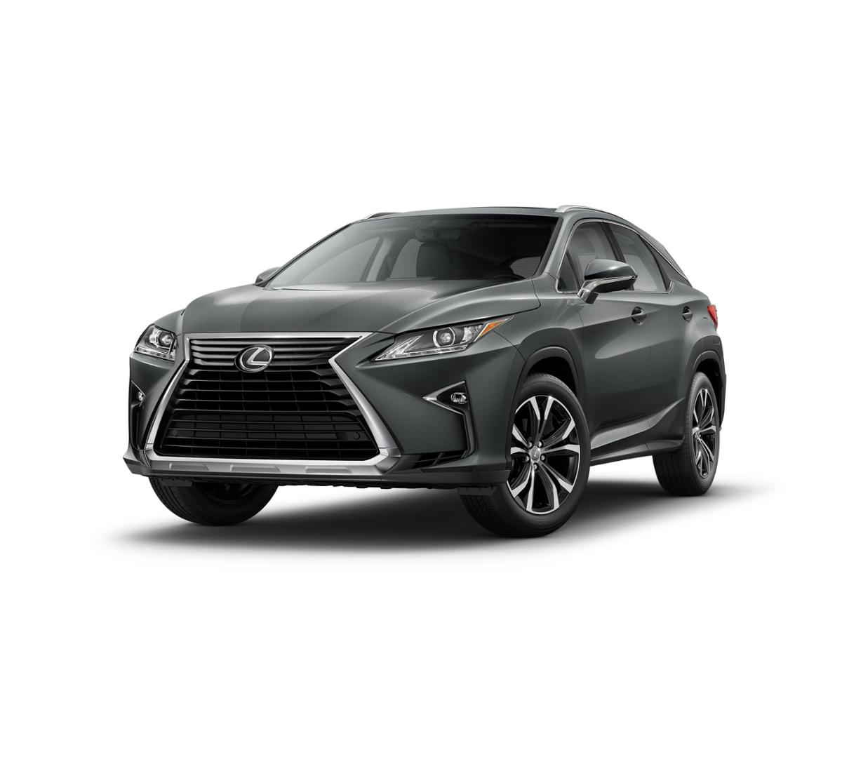2018 Lexus RX 350 Vehicle Photo in Charlotte, NC 28269