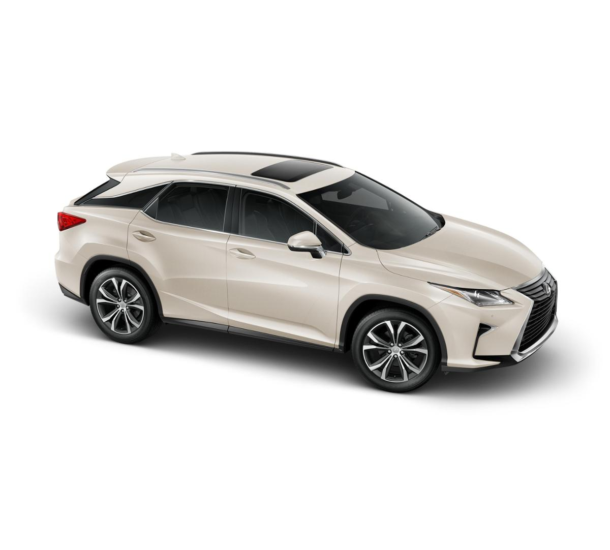 New Suv 2018 Satin Cashmere Metallic Lexus RX 350 RX 350 ...
