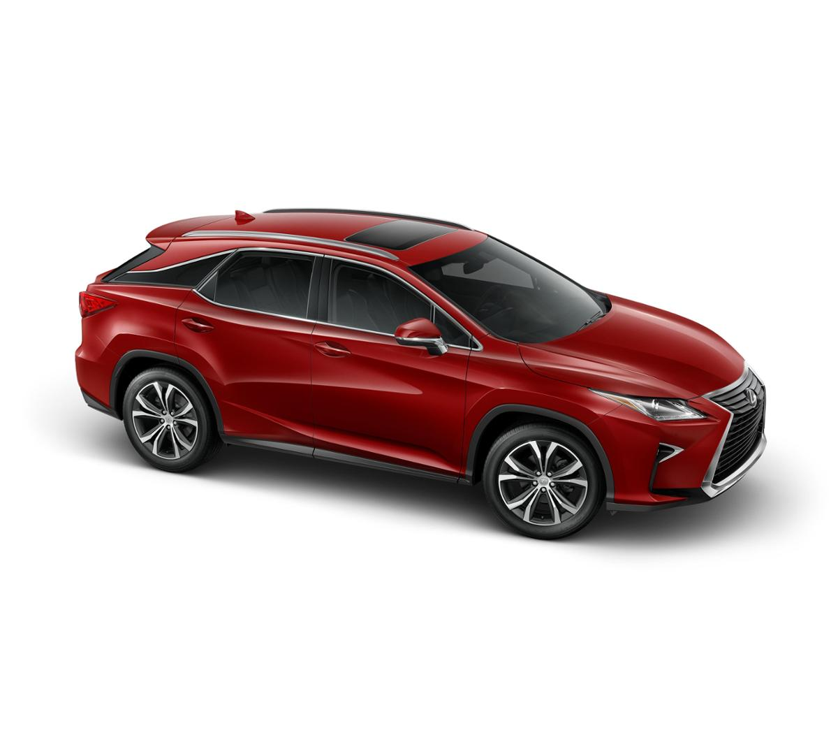 Lexus Rx 350 Lease: New 2018 Matador Red Mica Lexus RX 350 For Sale In