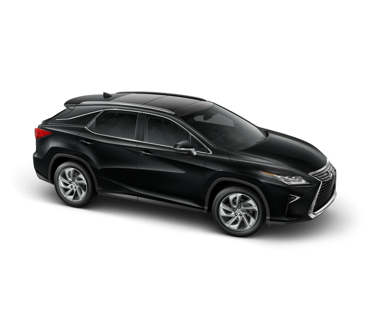 New Suv 2018 Obsidian Lexus RX 350 Luxury For Sale in NC ...