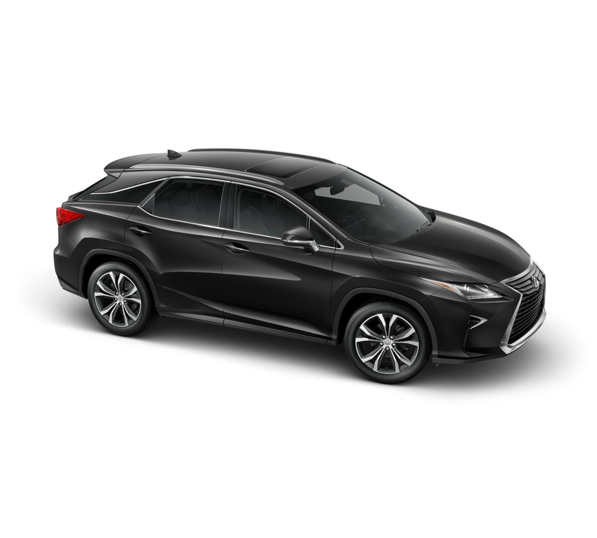 2018 lexus rx 350 details lexus of lansing. Black Bedroom Furniture Sets. Home Design Ideas