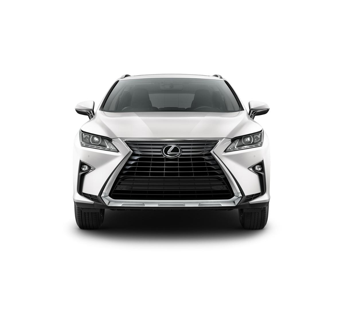Lexus Rx 350 Lease: 2018 Eminent White Pearl RX 350 Lexus RX 350 For Sale In