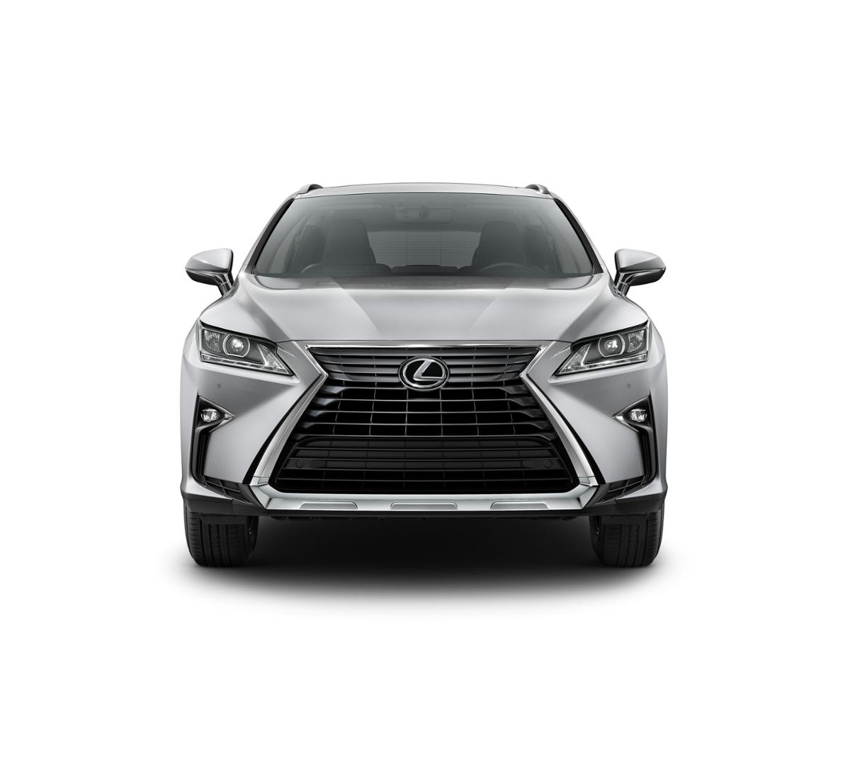 Lexus Rx 350 Lease: New Silver Lining Metallic 2018 Lexus RX 350 For Sale
