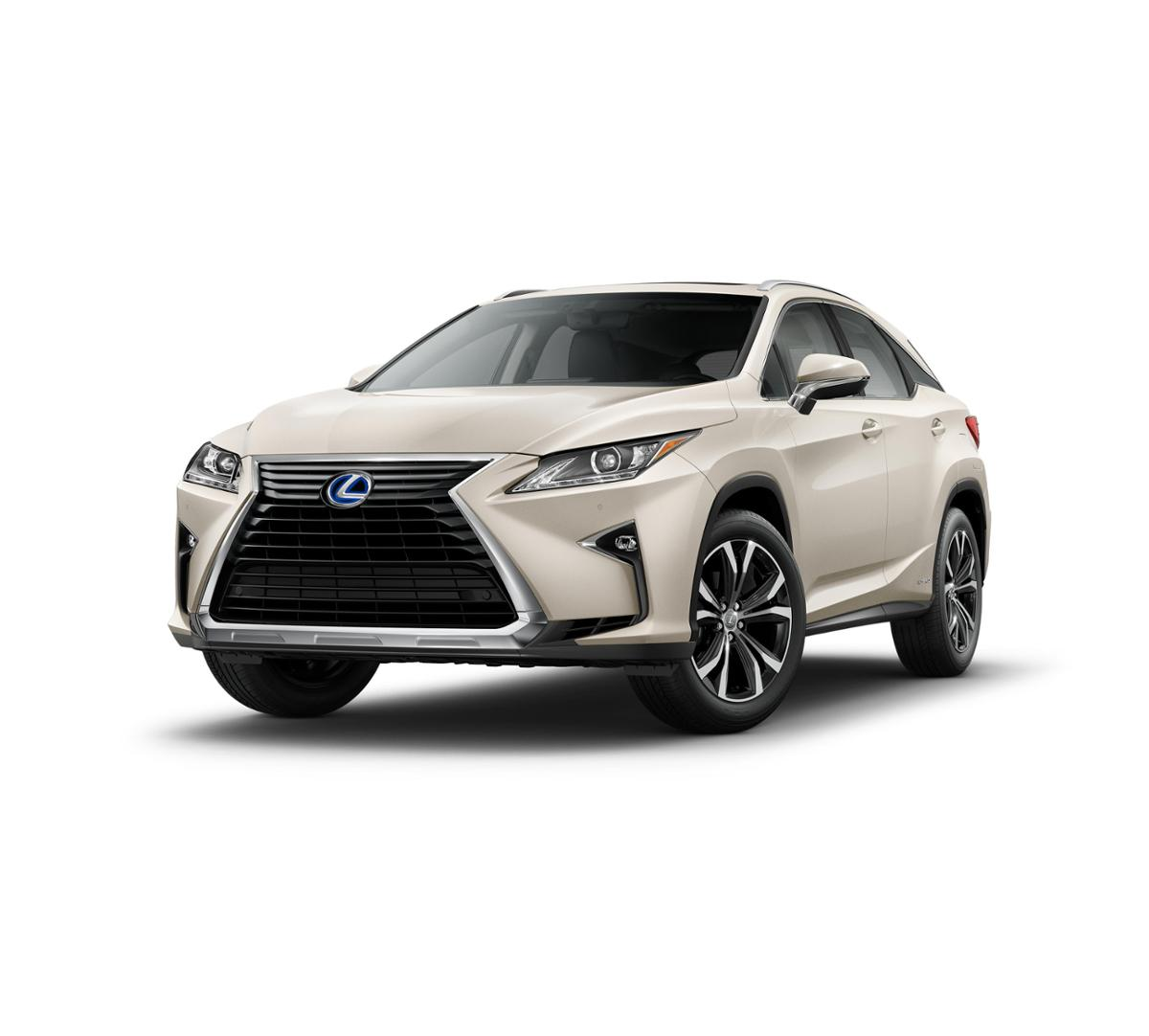 2018 Lexus RX 450h Vehicle Photo in Houston, TX 77074