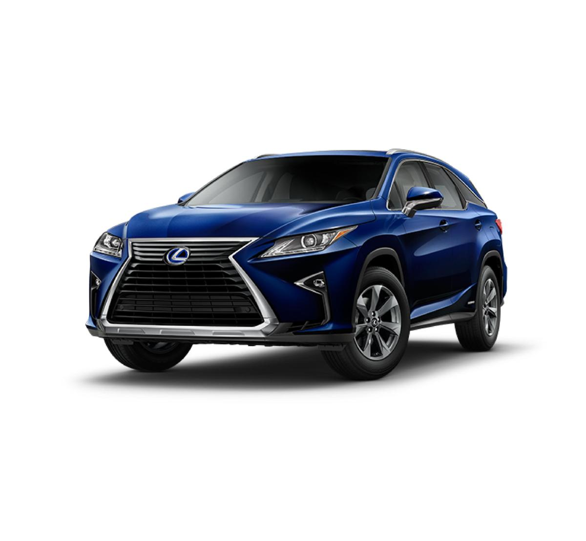 2018 Lexus RX 450hL Vehicle Photo in Las Vegas, NV 89146