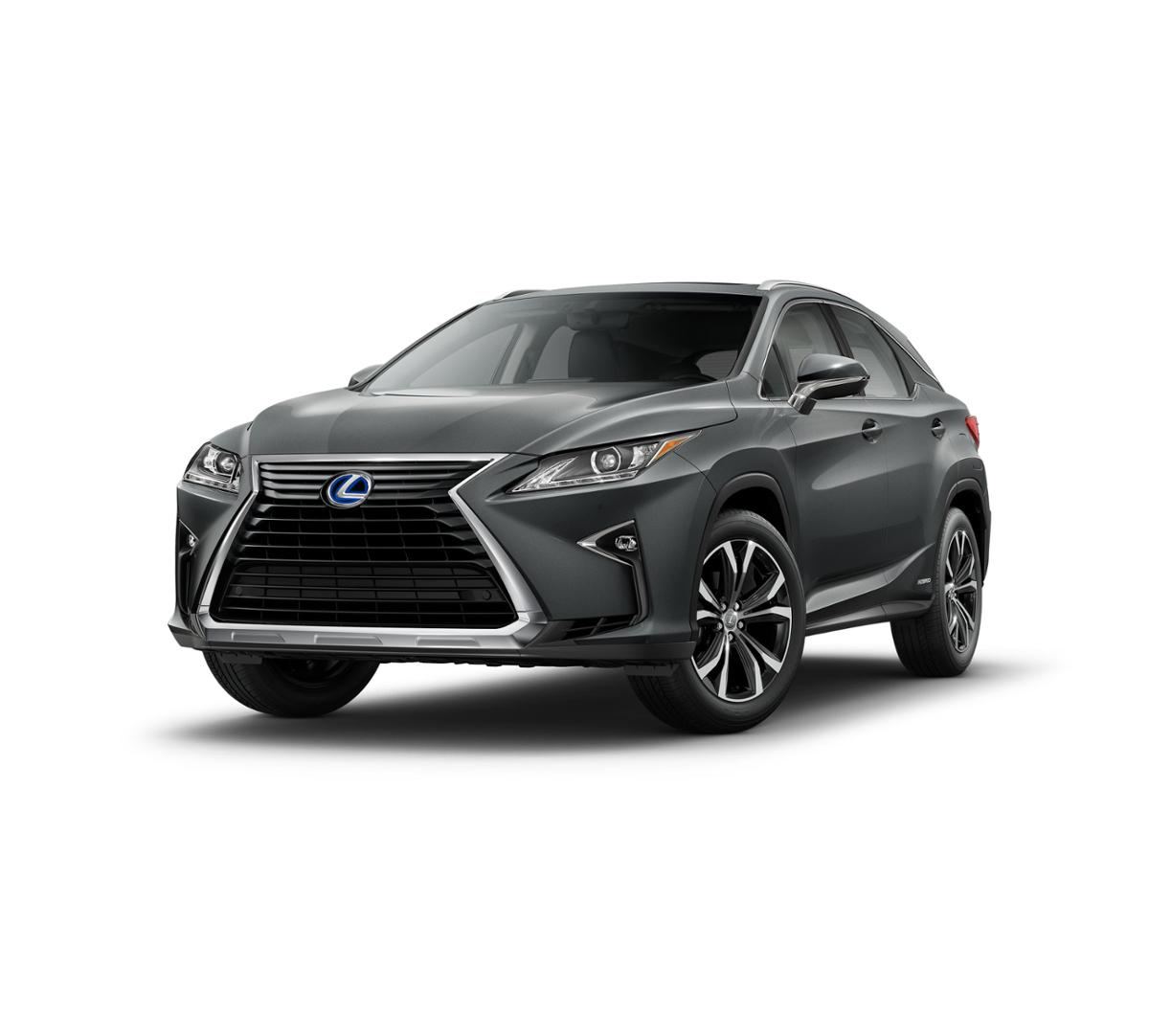 2018 Lexus RX 450h Vehicle Photo in Mission Viejo, CA 92692