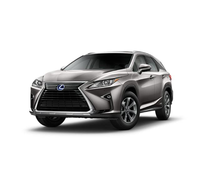 New Atomic Silver 2018 Lexus RX 450hL Premium for Sale Fremont, CA