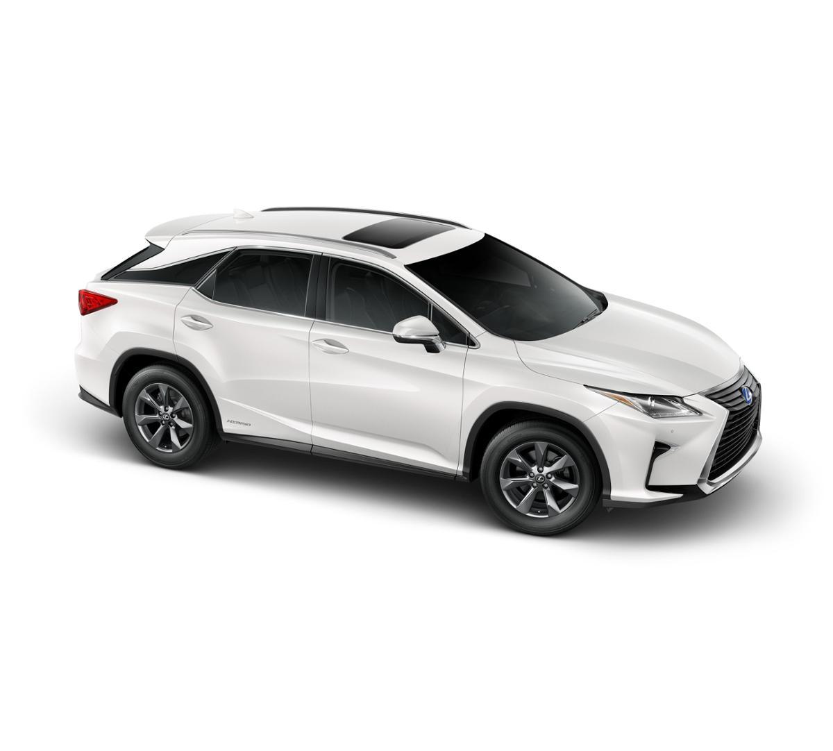 2018 Lexus Rx 450h Eminent White Pearl In Oakhurst Nj