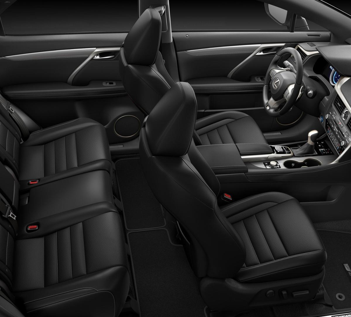 Ontario New 2018 Lexus Rx 450h Matador Red Mica Suv For
