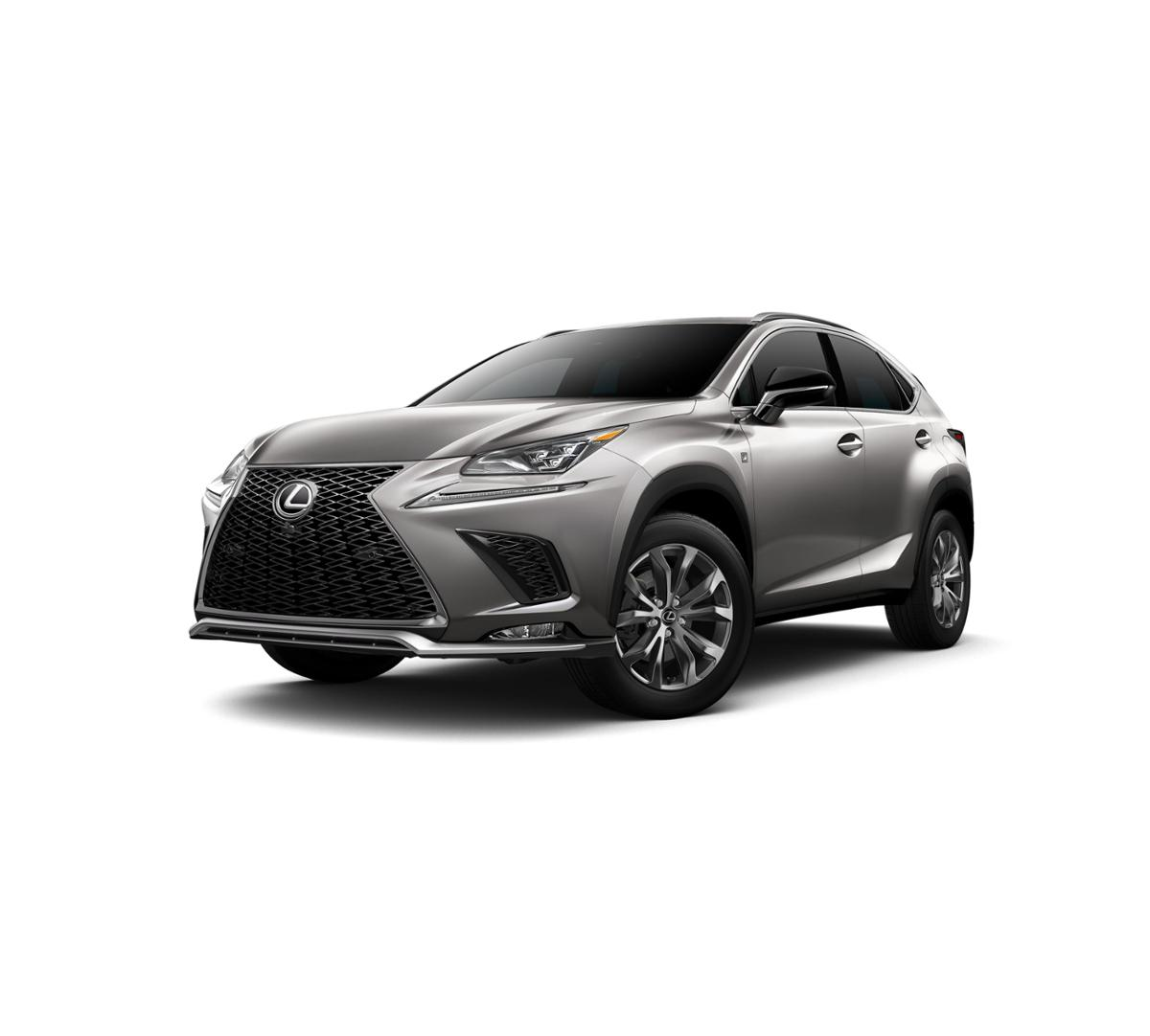 2018 Lexus NX 300 Vehicle Photo in Bedford, NH 03110