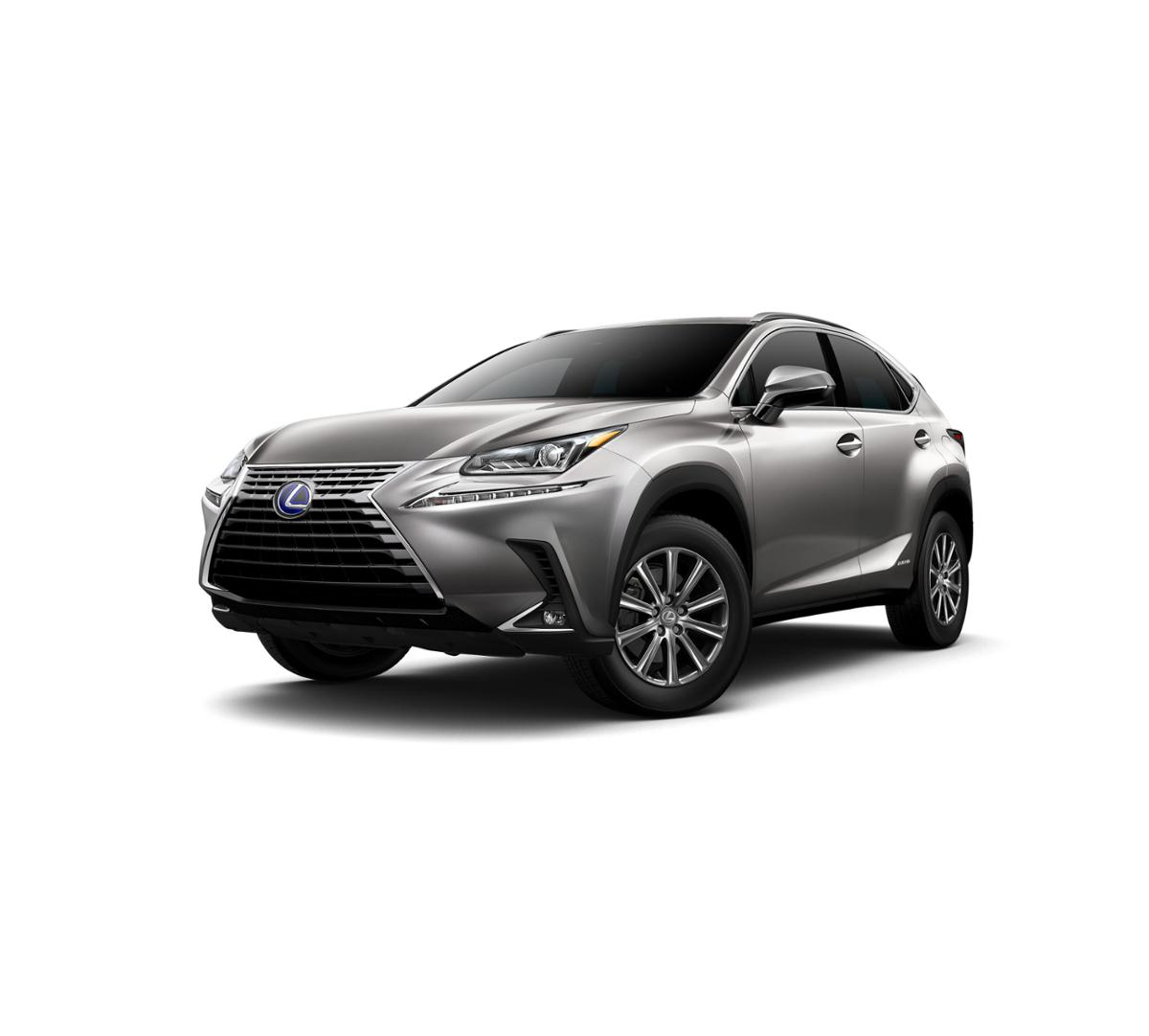 2018 Lexus NX 300h Vehicle Photo in Santa Barbara, CA 93105