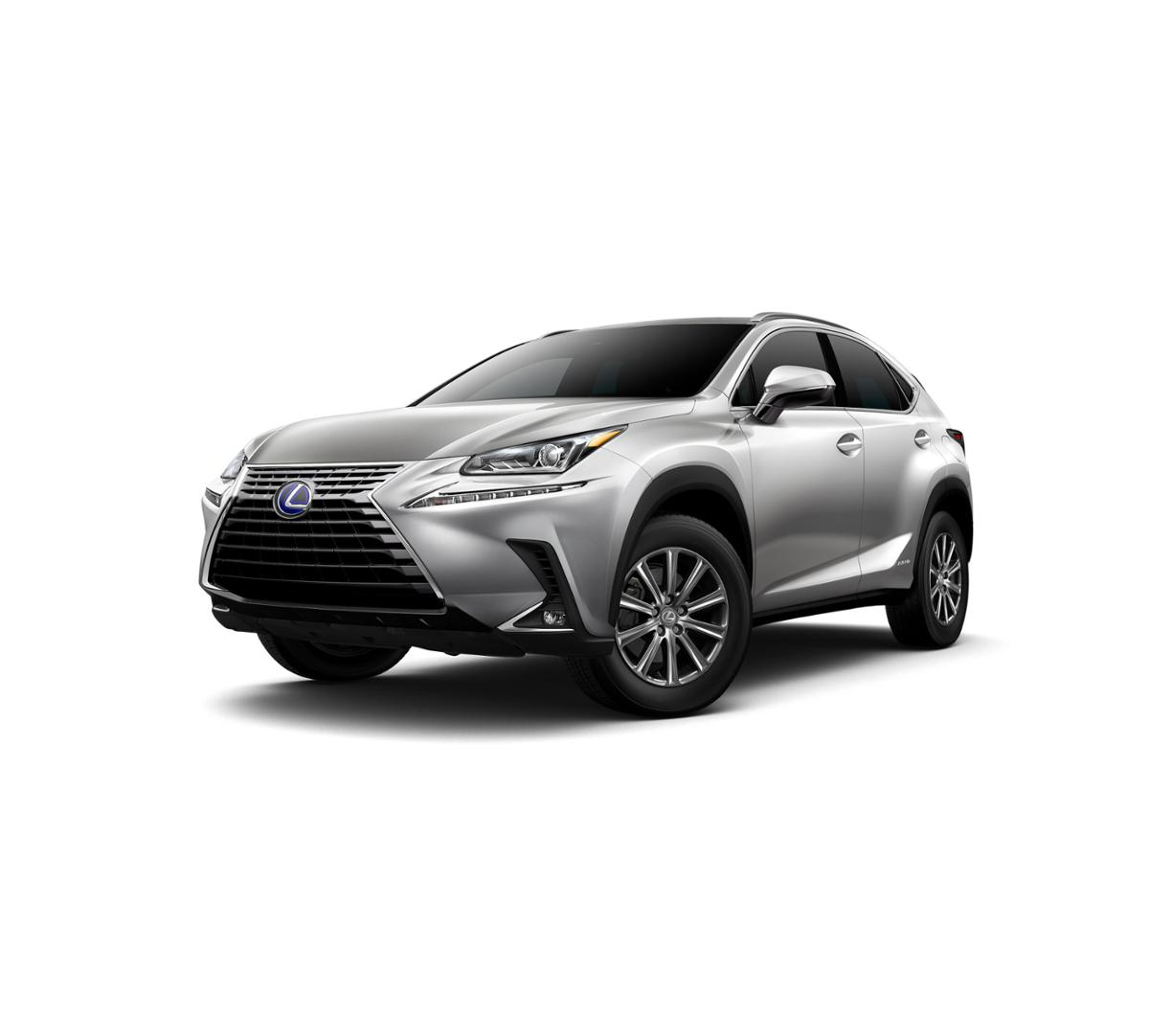 2018 Lexus NX 300h Vehicle Photo in Merriam, KS 66203